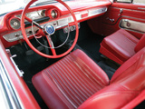 Photos of Ford Galaxie 500 Factory Lightweight 1963