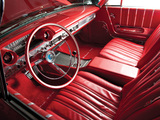Photos of Ford Galaxie 500 XL Sunliner 1963