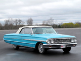 Photos of Ford Galaxie 500 Convertible 1964