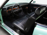 Photos of Ford Galaxie 500 Sportsroof 1970