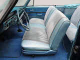 Pictures of Ford Galaxie Sunliner 390 1961