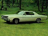 Pictures of Ford Galaxie 500 Hardtop Coupe 1968