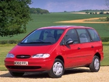 Ford Galaxy 1995–99 images