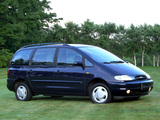 Ford Galaxy 1995–99 photos