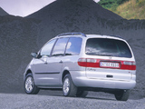 Ford Galaxy 1995–99 pictures