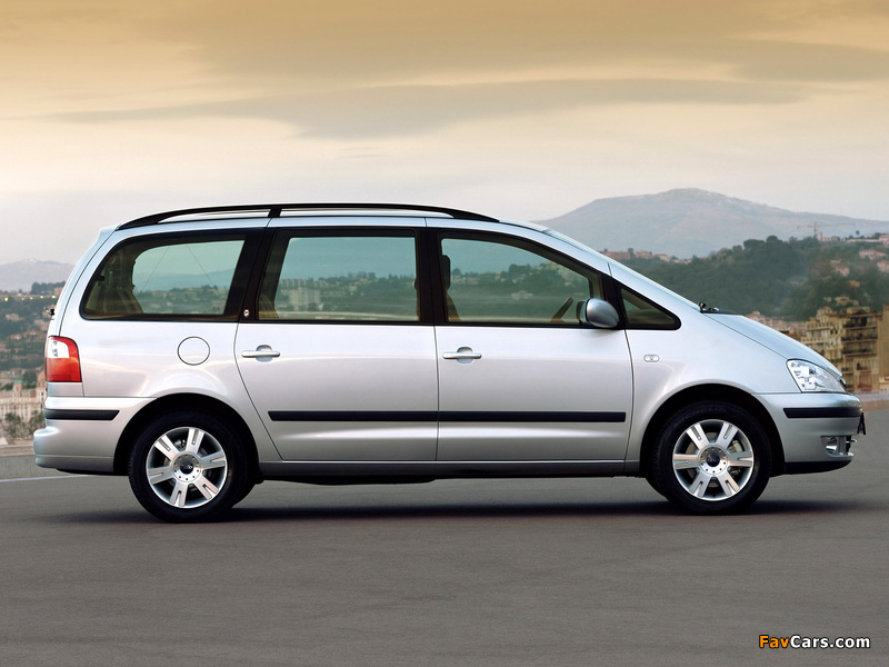 Ford Galaxy 2000–06 images (800 x 600)