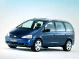 Ford Galaxy 2000–06 wallpapers