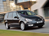 Ford Galaxy 2006–10 wallpapers