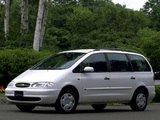 Images of Ford Galaxy 1995–99