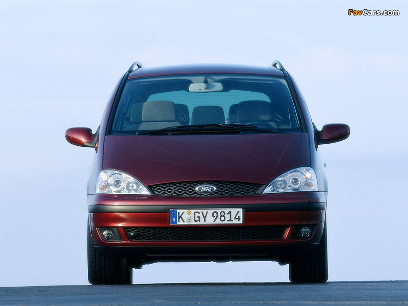 Images of Ford Galaxy 2000–06 (800 x 600)