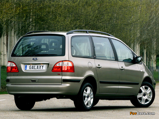 Images of Ford Galaxy 2000–06 (640 x 480)