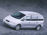 Photos of Ford Galaxy 1995–99