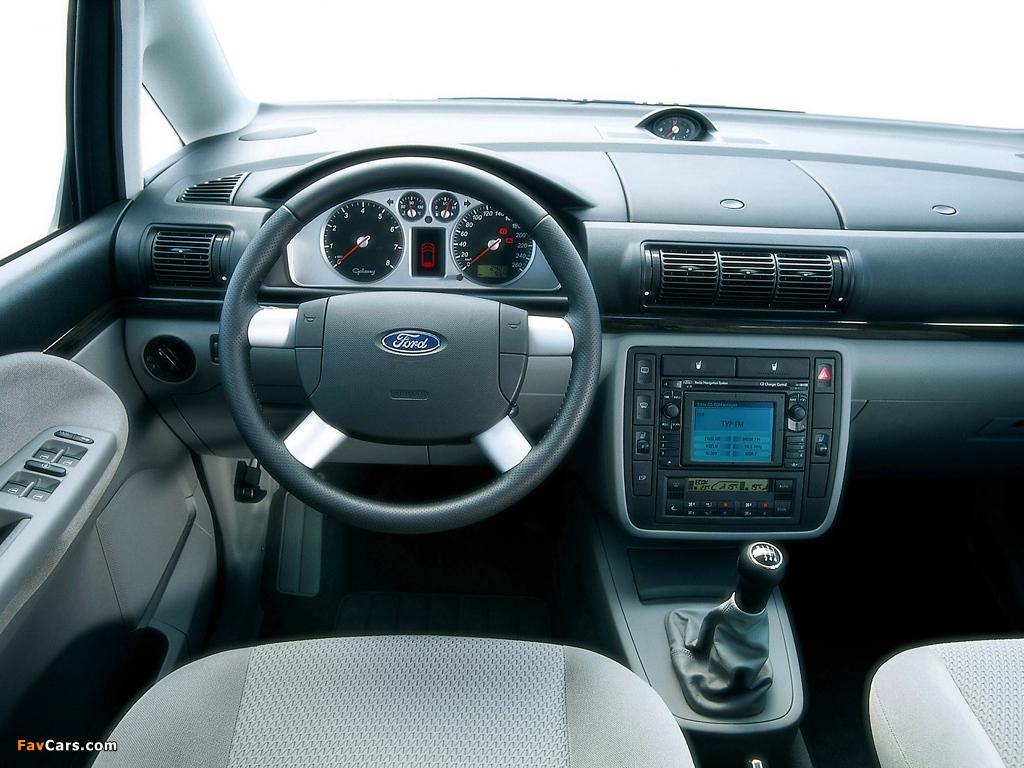 Photos of Ford Galaxy 2000–06 (1024 x 768)