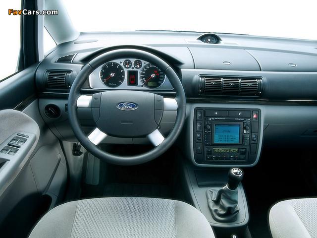 Photos of Ford Galaxy 2000–06 (640 x 480)