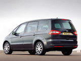 Photos of Ford Galaxy 2006–10