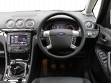 Photos of Ford Galaxy UK-spec 2010