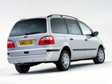 Pictures of Ford Galaxy UK-spec 2000–06