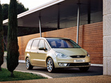 Pictures of Ford Galaxy UK-spec 2006–10