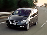 Pictures of Ford Galaxy 2006–10