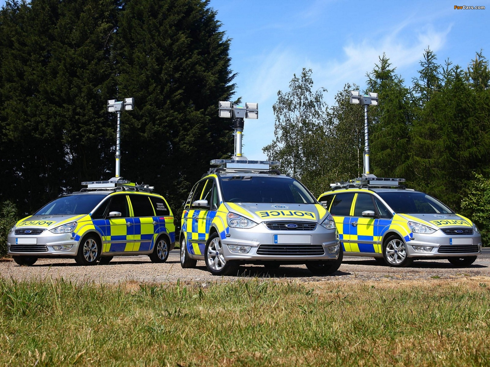Pictures of Ford Galaxy Police 2010 (1600 x 1200)