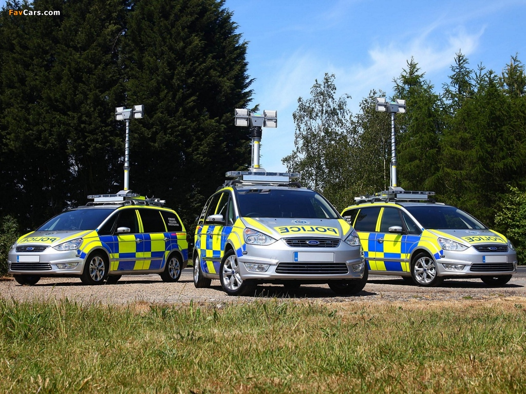 Pictures of Ford Galaxy Police 2010 (1024 x 768)