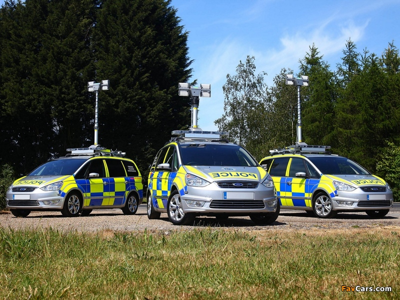 Pictures of Ford Galaxy Police 2010 (800 x 600)