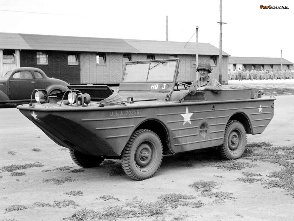 Photos of Ford GPA 1942–43 (1024 x 768)