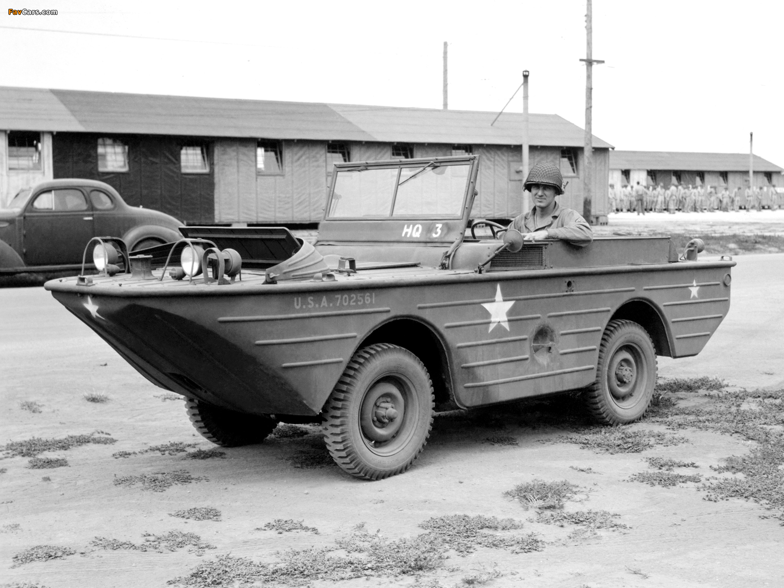 Photos of Ford GPA 1942–43 (1600 x 1200)