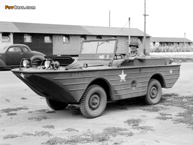 Photos of Ford GPA 1942–43 (640 x 480)