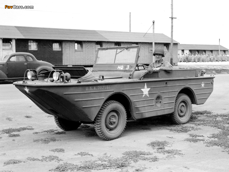 Photos of Ford GPA 1942–43 (800 x 600)