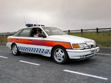 Ford Granada Hatchback Police 1985–92 wallpapers