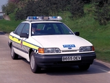 Pictures of Ford Granada Hatchback Police 1985–92