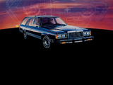 Ford Granada GL Station Wagon 1982 images