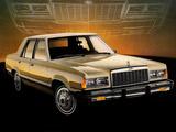 Ford Granada GLX Sedan (27 54D) 1982 pictures