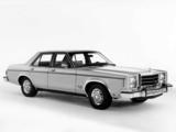Pictures of Ford Granada ESS Sedan 1978