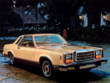 Pictures of Ford Granada Coupe 1980