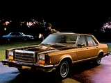 Ford Granada Sedan 1980 wallpapers