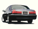 Ford Grand Marquis 1997–2003 photos