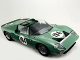 Ford GT Roadster Prototype 1965 wallpapers