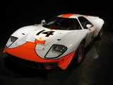 Gulf Mirage based on Ford GT40 1967 wallpapers