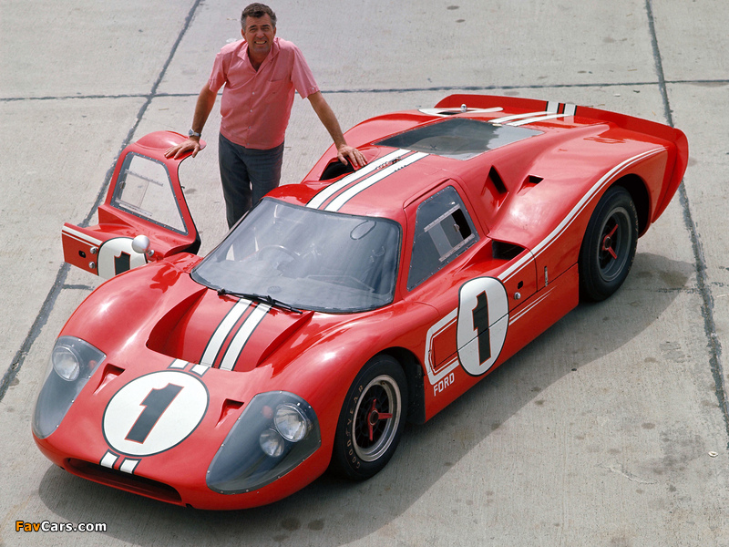 Ford GT40 (MkIV) 1967 wallpapers (800 x 600)