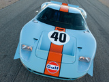 Ford GT40 Gulf Oil Le Mans 1968 images