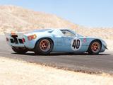 Ford GT40 Gulf Oil Le Mans 1968 photos