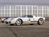 Ford GT40 Concept 2002 images