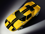 Ford GT40 Concept 2002 photos