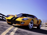 Ford GT40 Concept 2002 pictures