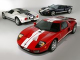 Ford GT 2004–06 wallpapers