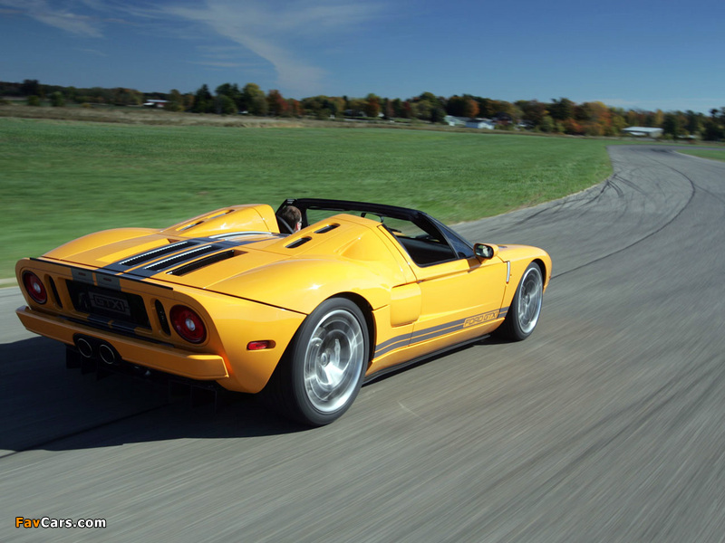 Ford GTX1 Concept 2005 pictures (800 x 600)