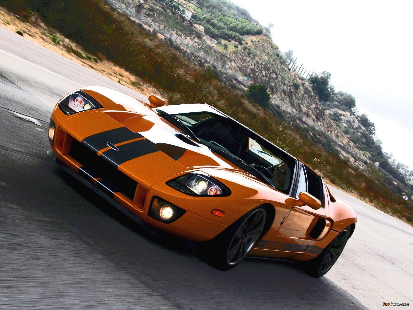 Ford GTX1 Concept 2005 wallpapers (1600 x 1200)