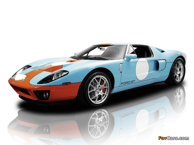 Ford GT Heritage 2006 photos (640 x 480)